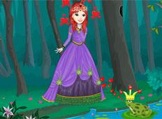 Funny Frog Princess