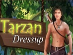 Tarzan Dress Up