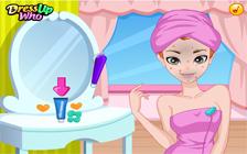 Oatmeal Facial Makeover