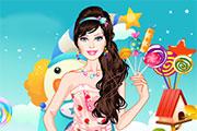 Barbie in Candyland