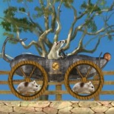 The Ratmobile