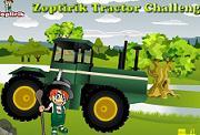 Zoptirik Tractor Challenge