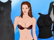 Angelina Jolie Dress Up